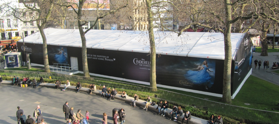 Exhibitions and Trade Shows Temporary Installation