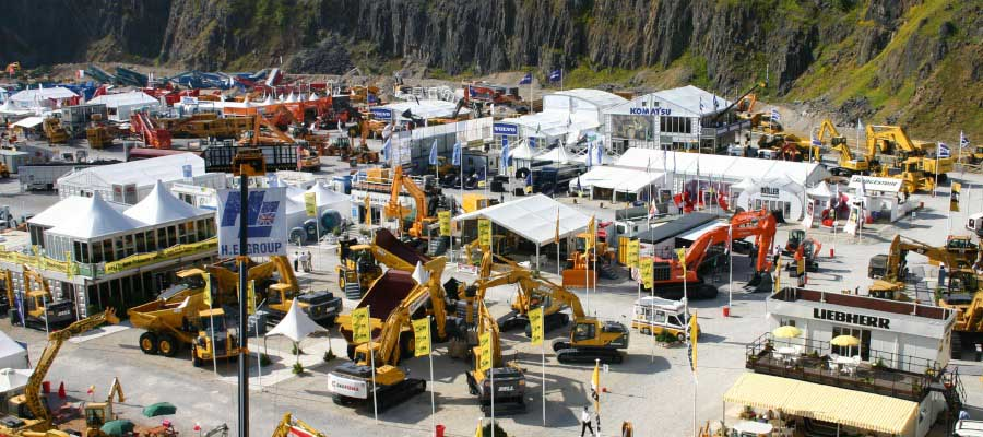 Exhibitions and Trade Shows Outdoor Agricultural Trade Show Structures