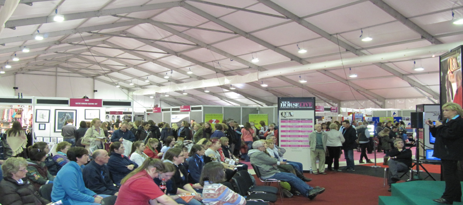 Exhibitions and Trade Shows Seminar Temporary Structure