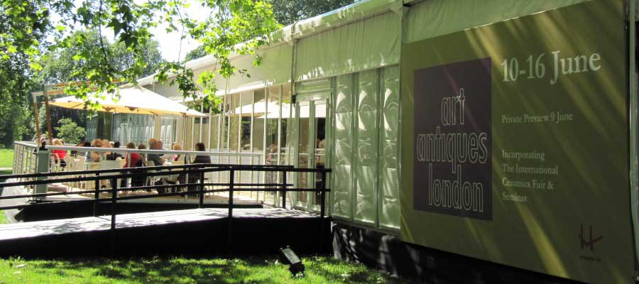Exhibitions and Trade Shows Temporary Art Fair