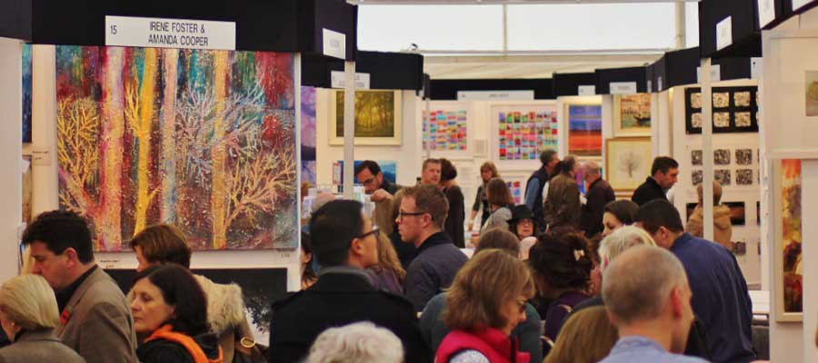 Exhibitions and Trade Shows Temporary Gallery
