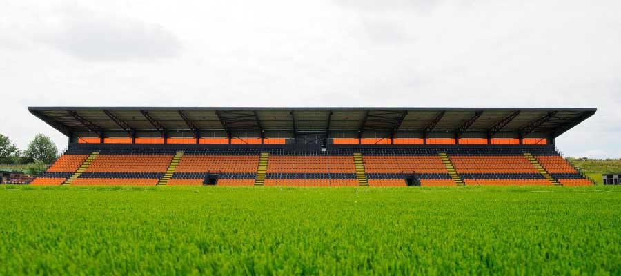 Football Stadium Construction Tiered Seating
