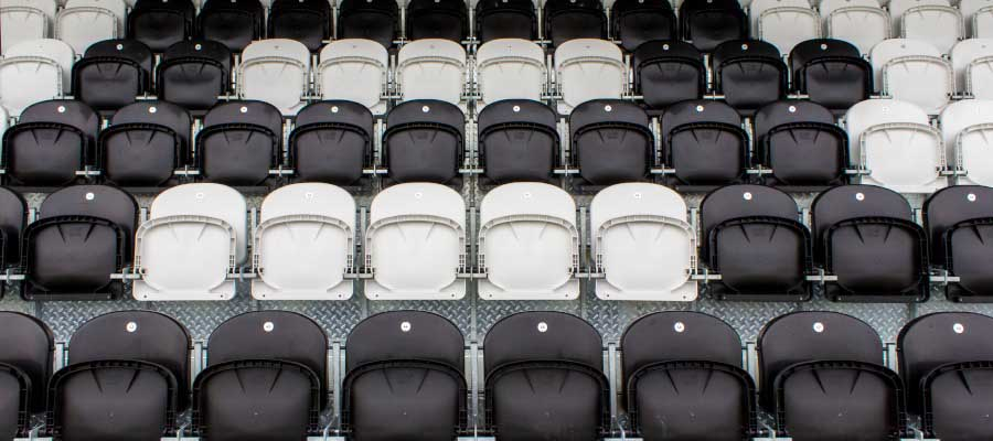 Football Tiered Seating