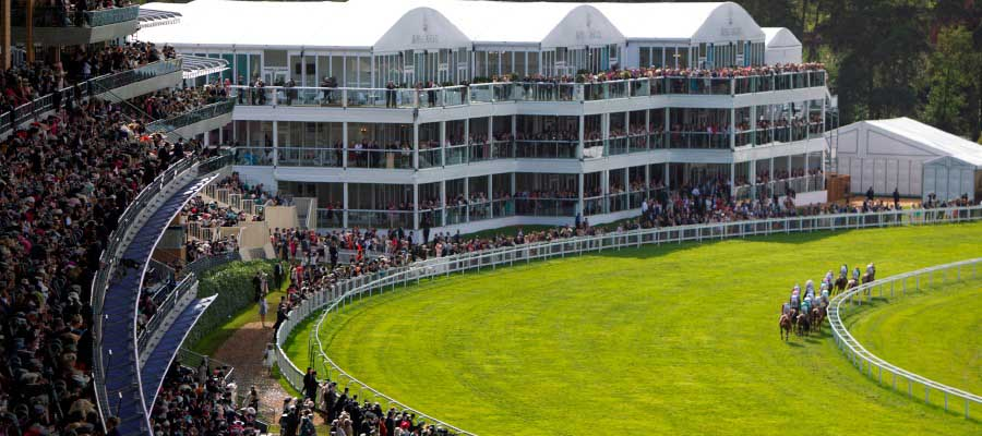 Horse Racing and Equestrian Multi Deck Temporary Structure