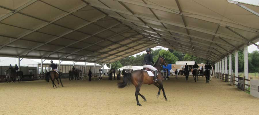 Horse Racing and Equestrian Temporary Structure