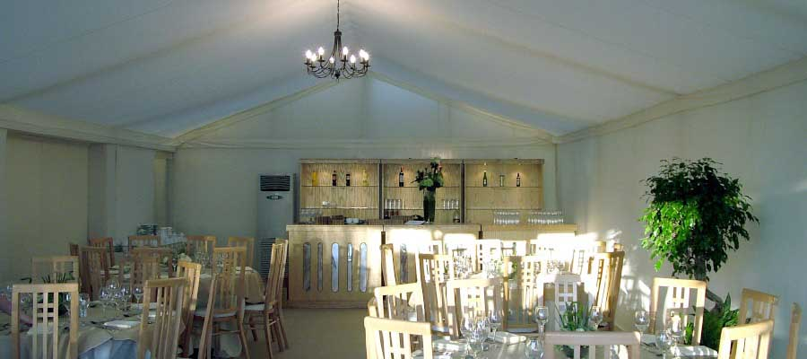 Hospitality Chalet Structure