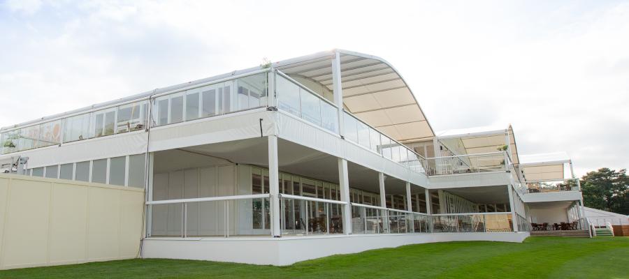 Multi Deck Structure