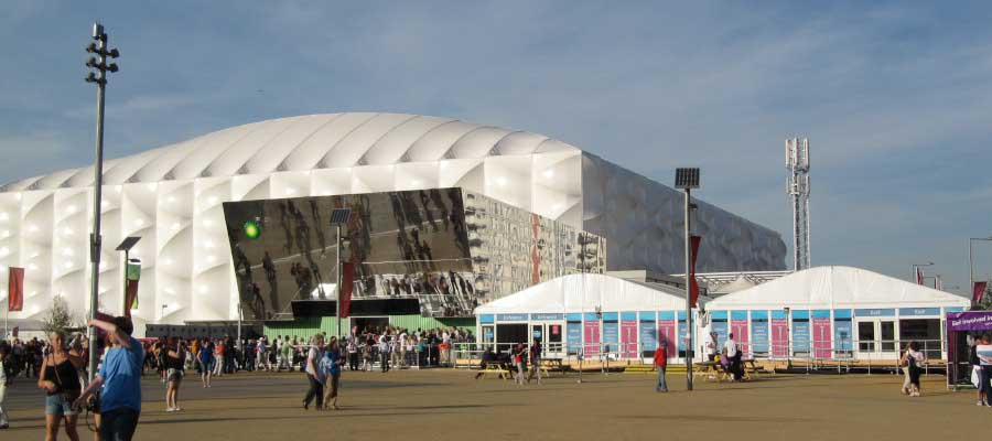 Olympics and Athletics Temporary Building Pop Up Structure