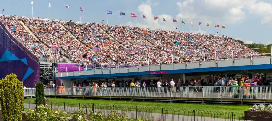 Olympics and Athletics Temporary Grandstand Stadium Seats