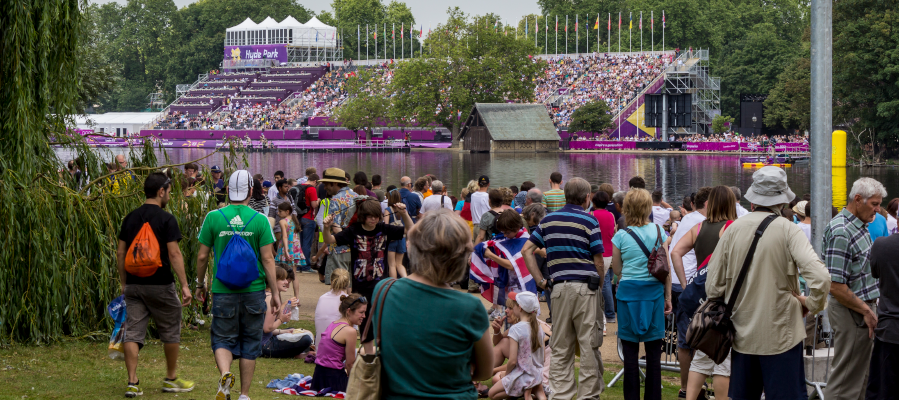 Olympics and Athletics Temporary Seating