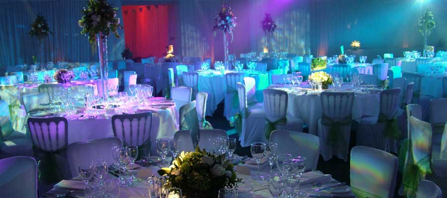 Parties and Celebrations Luxury Marquee