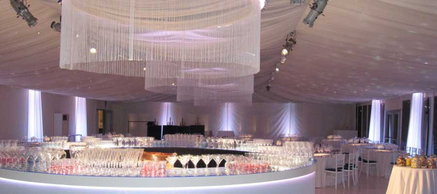 Parties and Celebrations Private Event Exclusive Interior