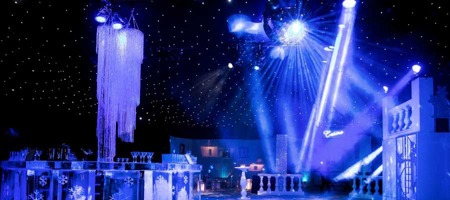 Parties and Celebrations Themed Luxury Temporary Event Structure