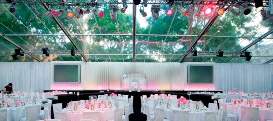 Parties and Celebrations Themed Sponsored Dinner Temporary Event