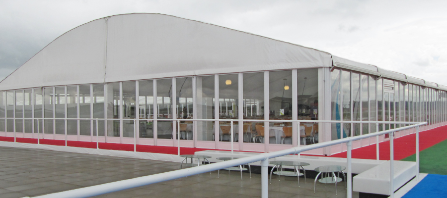 Single Deck Structure