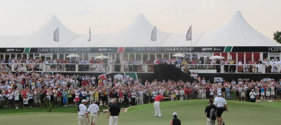 Sporting Events Golf Hospitality
