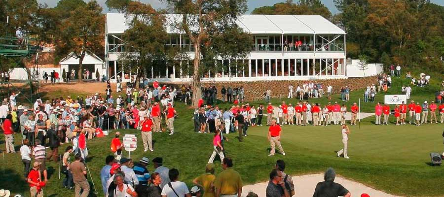 Sporting Events Golf Temporary Structure Multi Deck