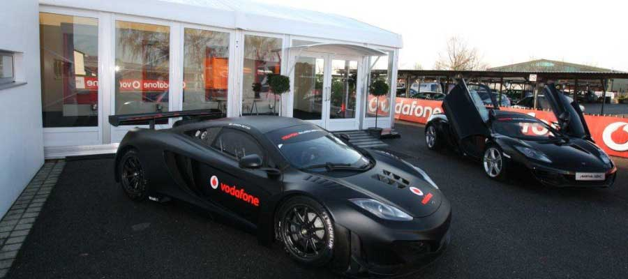 Sporting Events Motorsport Exhibition Product Launch