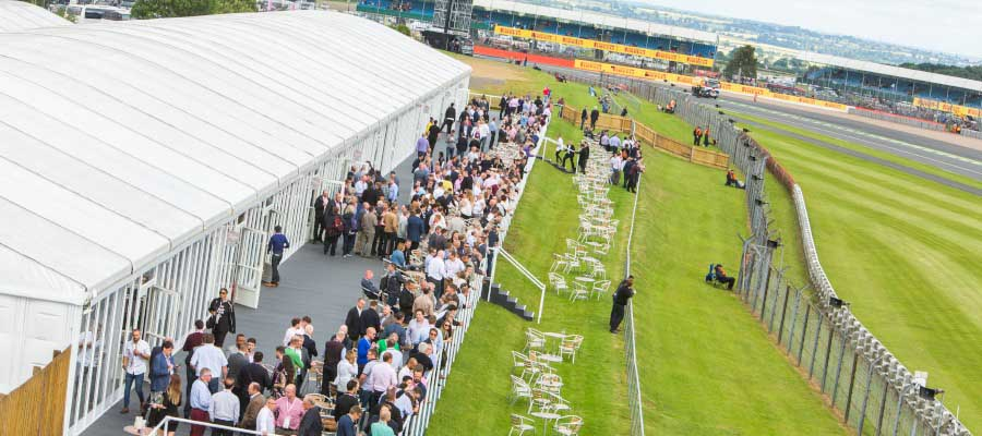 Sporting Events Motorsport Temporary Event Structure