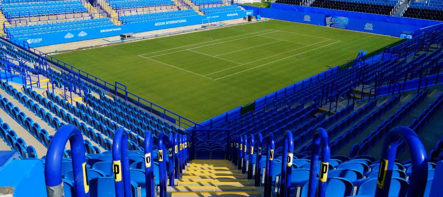 Tennis Grandstand Tiered Seating