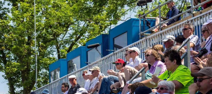 Tennis Media Platform