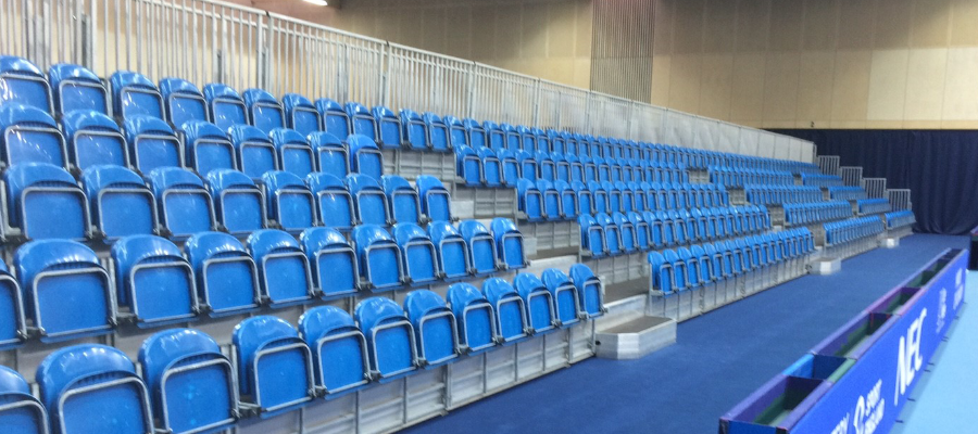 Tiered Seating