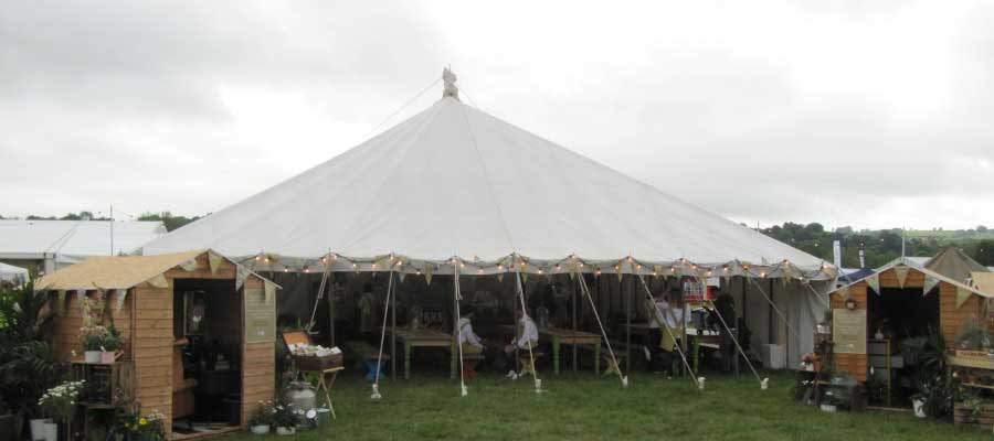 Traditional Marquee