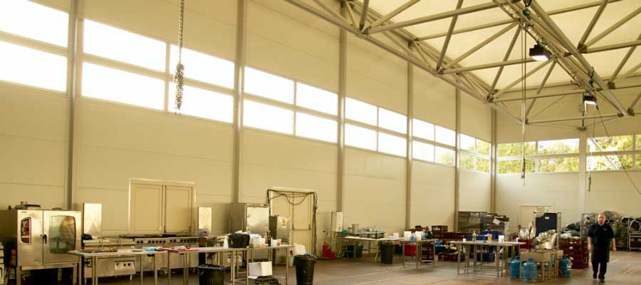 Venue Hire Back of House Facilities