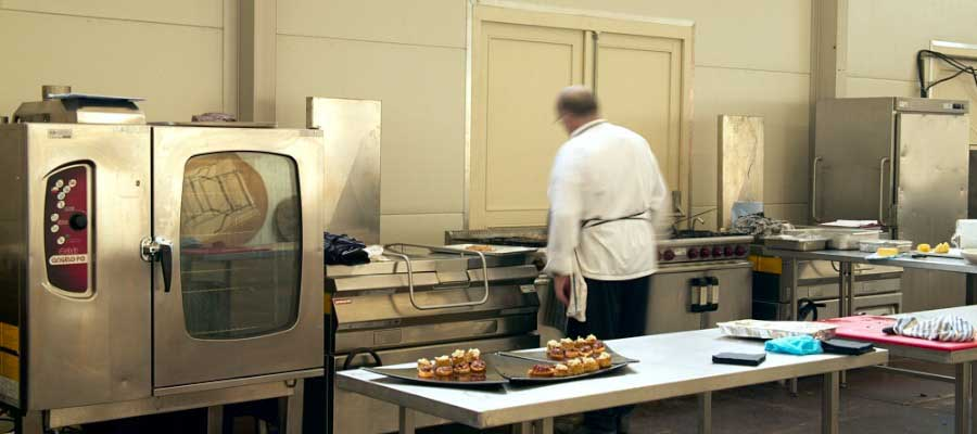 Venue Hire Kitchen Catering Restaurant Hospitality