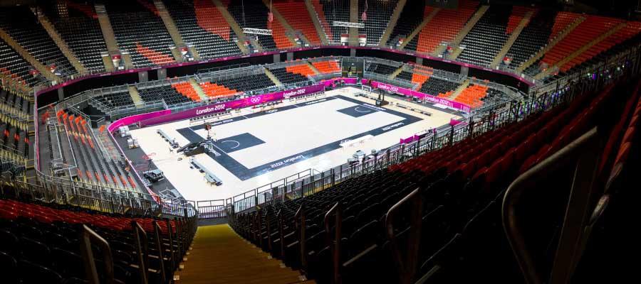 Olympics and Athletics Stadium Seating Arena Grandstand