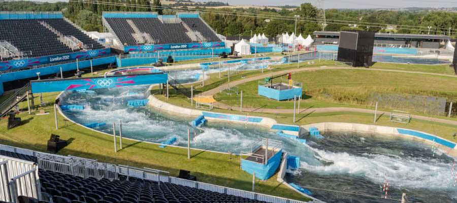 Olympics and Athletics Temporary Sports Arena
