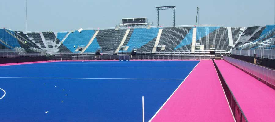 Olympics and Athletics Temporary Stadium Temporary Grandstand Design