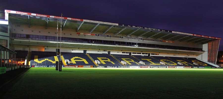 Rugby Stadium Construction