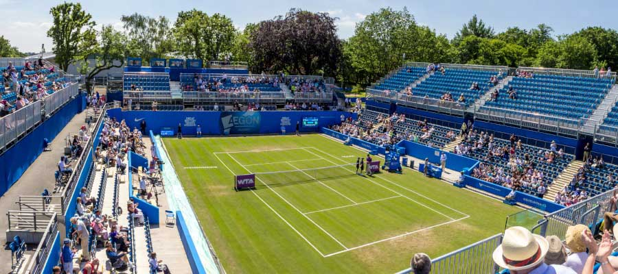 Tennis Temporary Grandstand Extension Tiered Seating