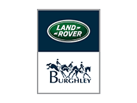Land Rover burghley