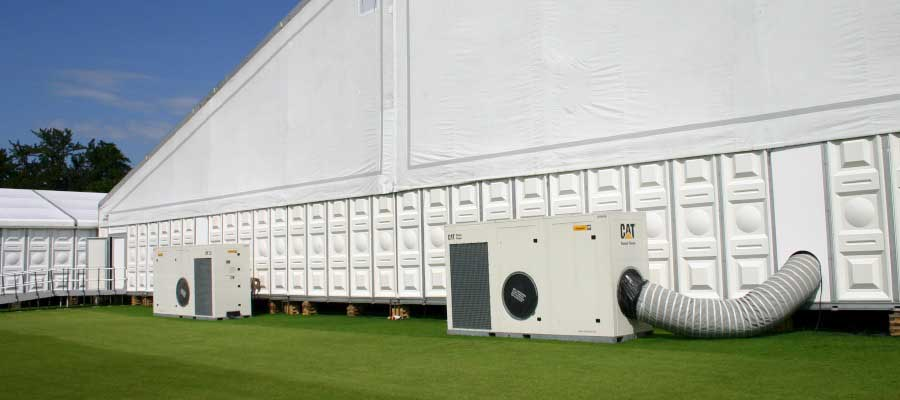 marquees climate control