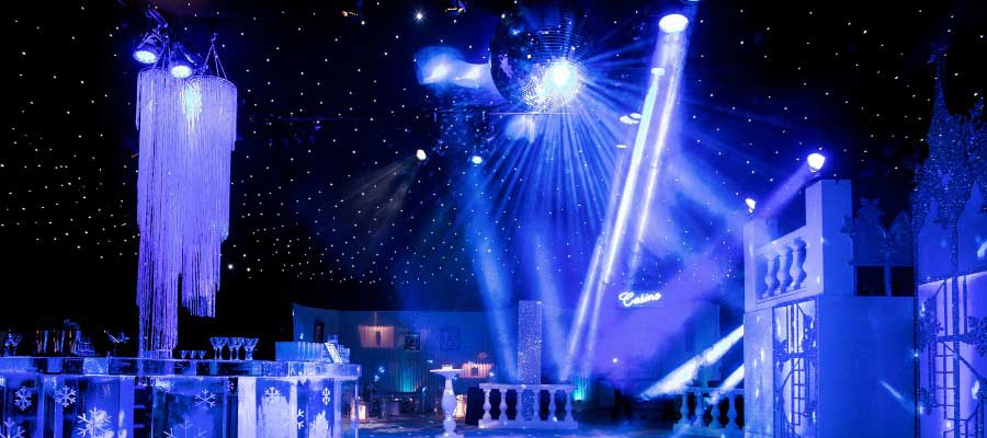 marquees lighting