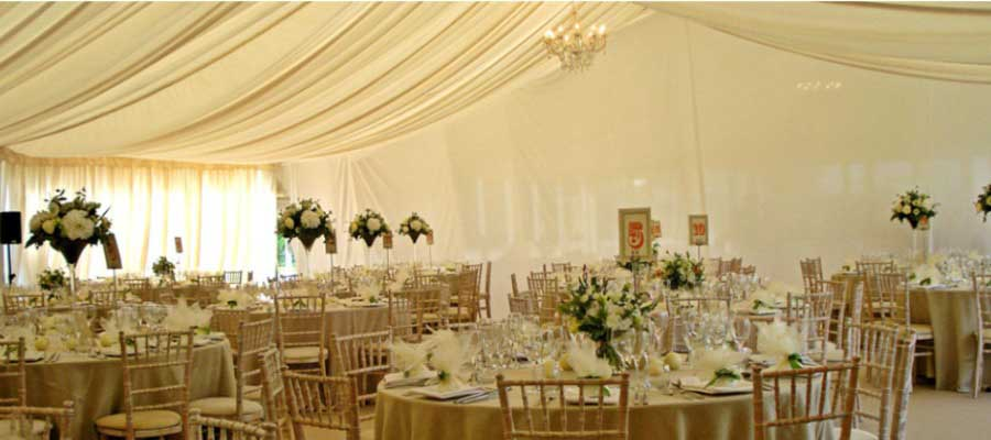 marquees linings