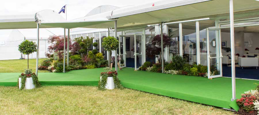 marquees walkways and entrances