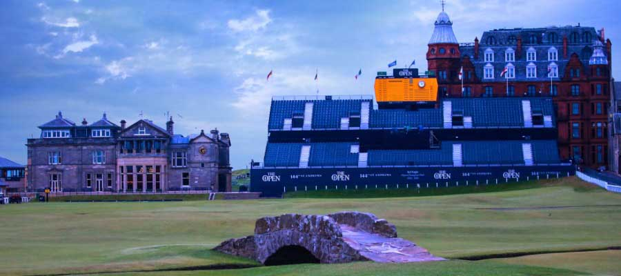 The Open at St Andrews