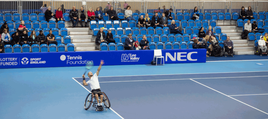 Wheelchair Tennis Masters
