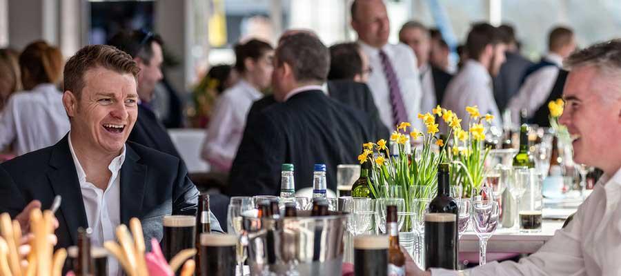 Event hospitality
