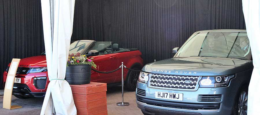 Stratstone Land Rover
