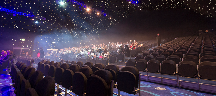 event seating