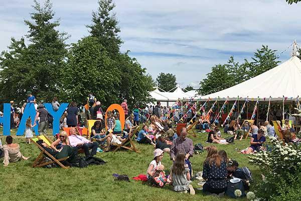 Hay Literature Festival