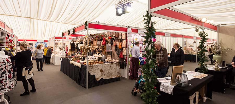 Living North Christmas Fair