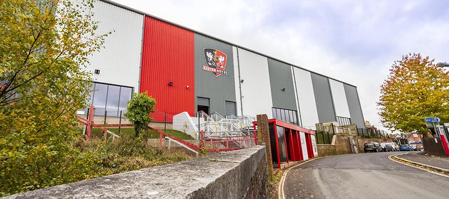 Exeter City Football Club 2018
