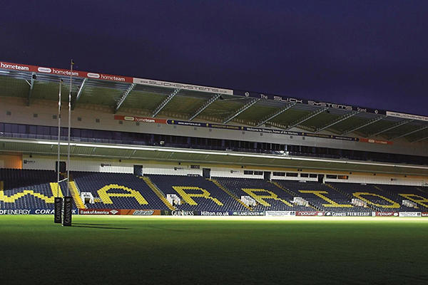 Worcester Warriors Rugby Club,