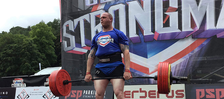 The Ultimate Strongman
