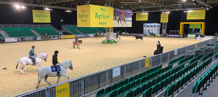 The Horse of the Year Show